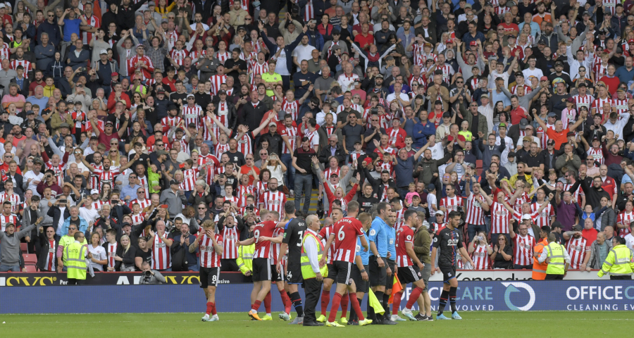 Are Sheffield United the happiest team in the Premier ...