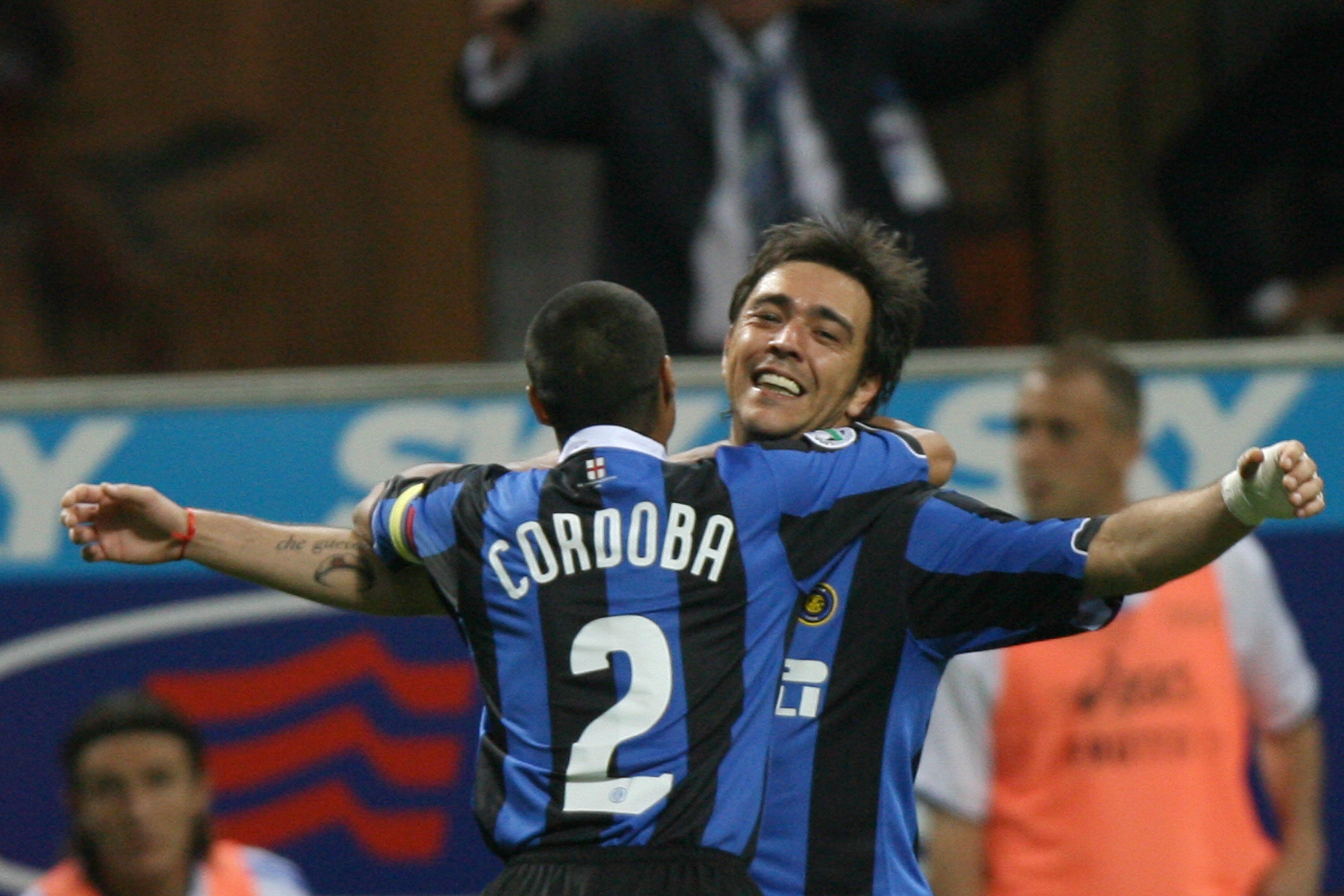 The Match: Inter v Empoli, 2007: the last dance of Alvaro Recoba ...