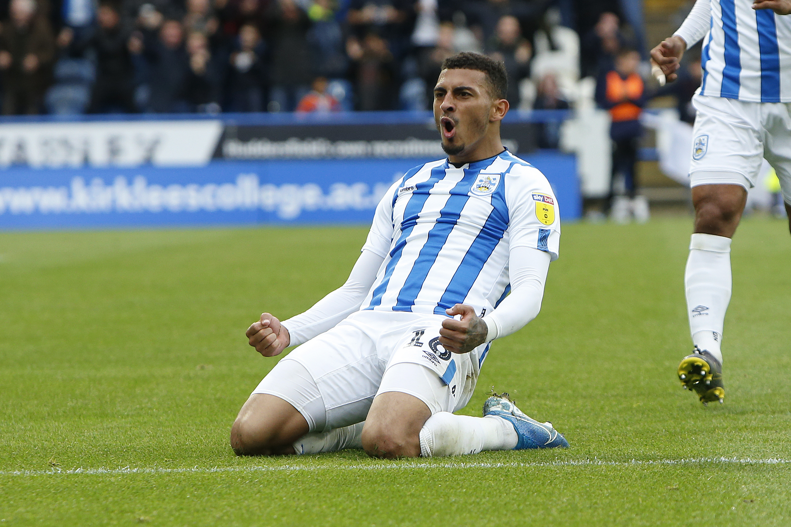 """The kid causes problems and scores goals"""" - in praise of Huddersfield's Karlan Grant - The Totally Football Show"""
