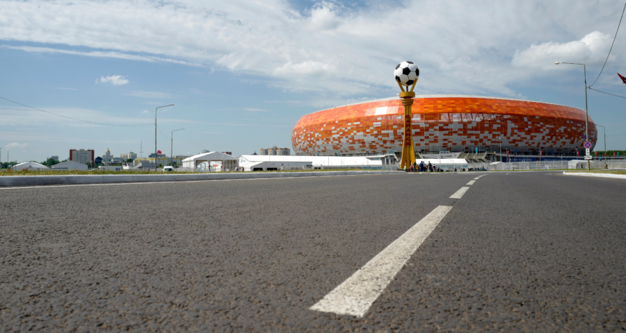 How Many Days Until World Cup 2020.As Russia Prepares To Host A Slice Of Euro 2020 Their World