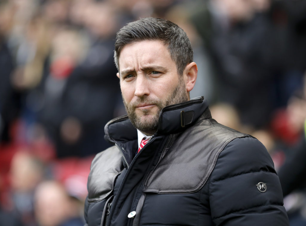 Lee Johnson Bristol City