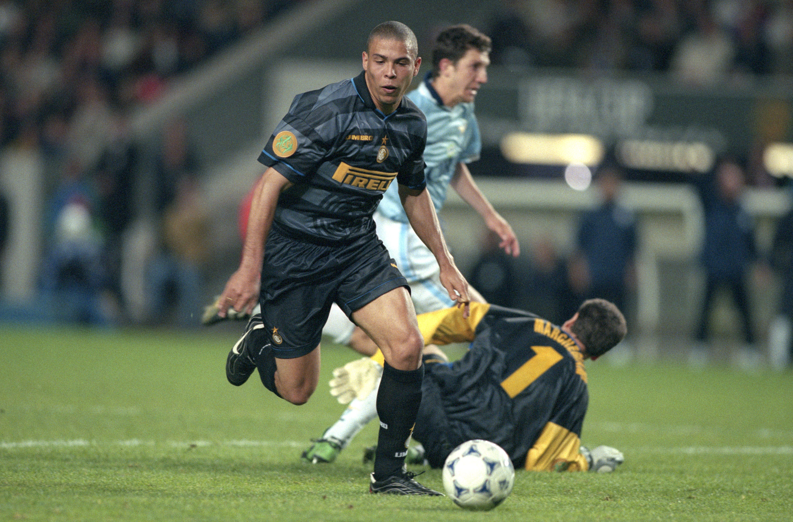 The Best Inter Vs Real Madrid 1998