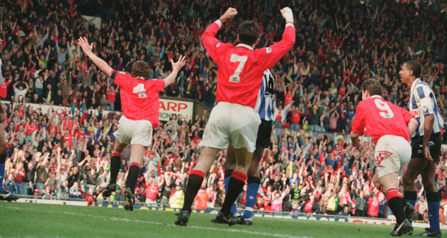 Image result for What were the highlights of Season 1992-93?