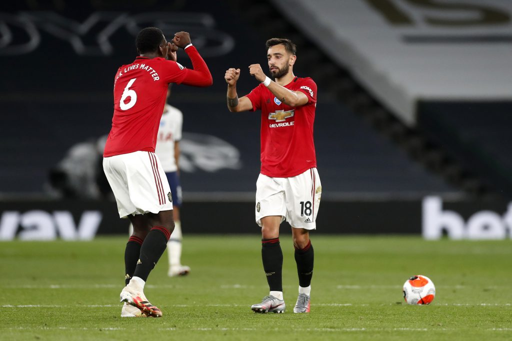Pogba & Fernandes: Manchester United's path to the ...