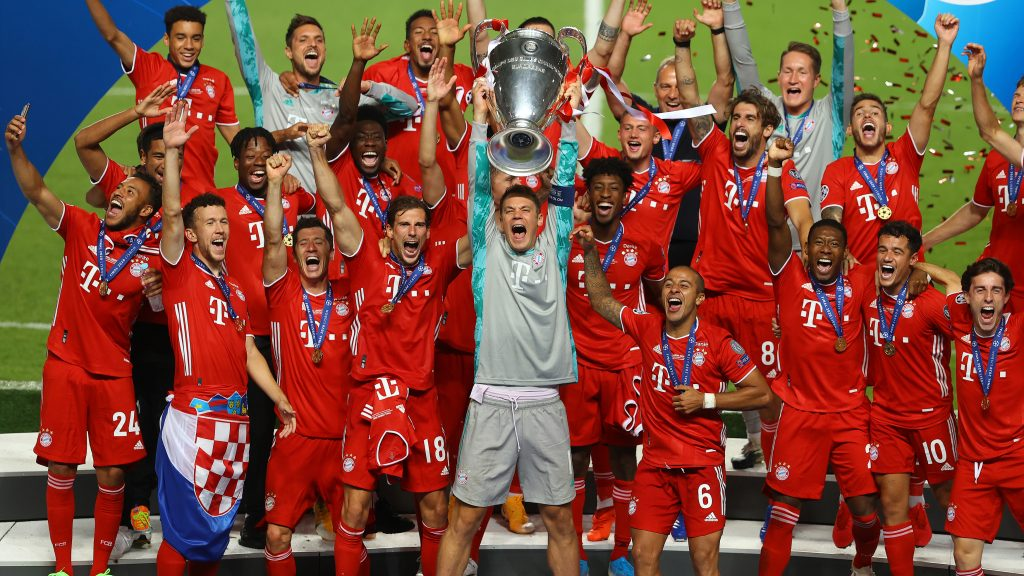 Bayern Munich: outmoded to European champions & model for ...
