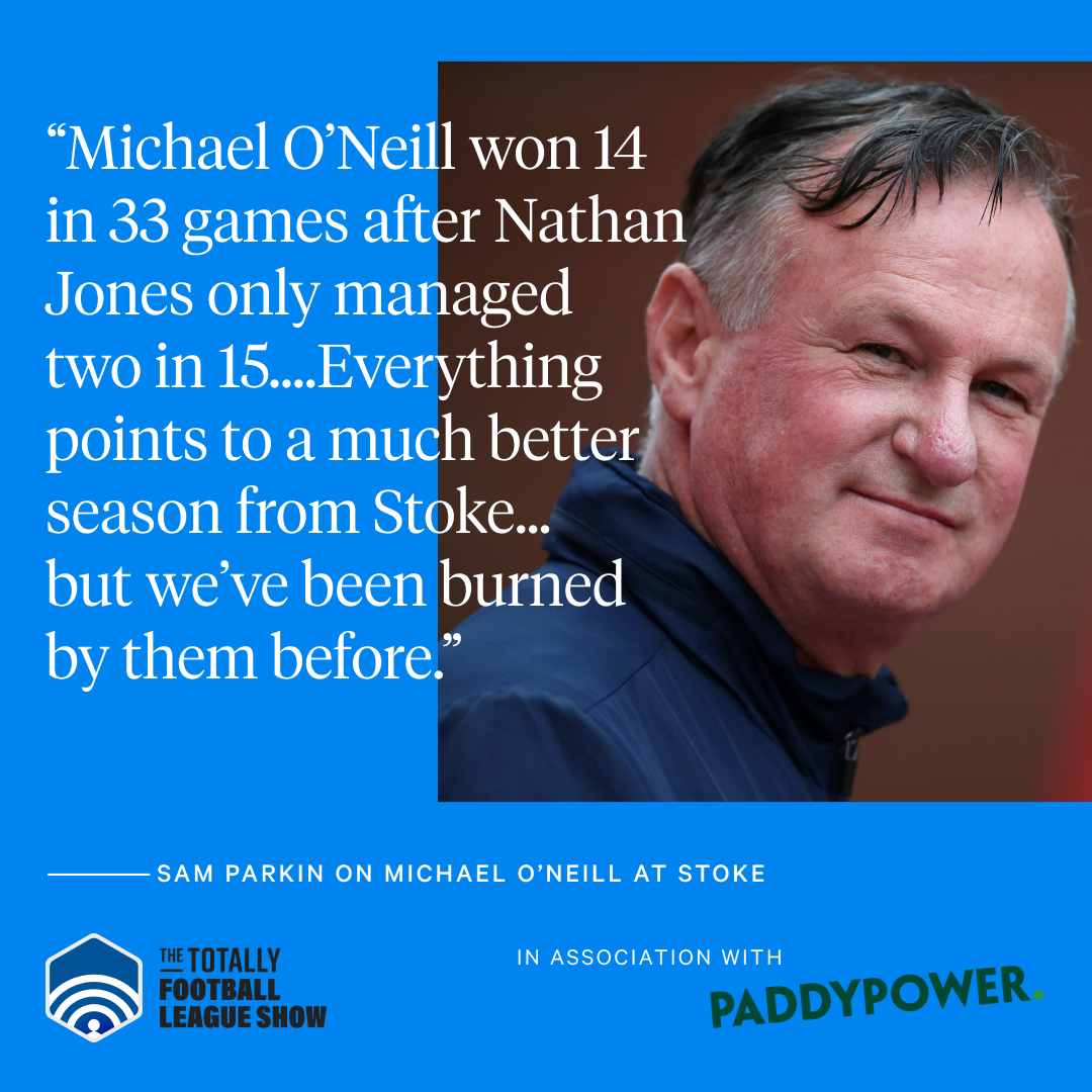 Sam Parkin on Michael O'Neill