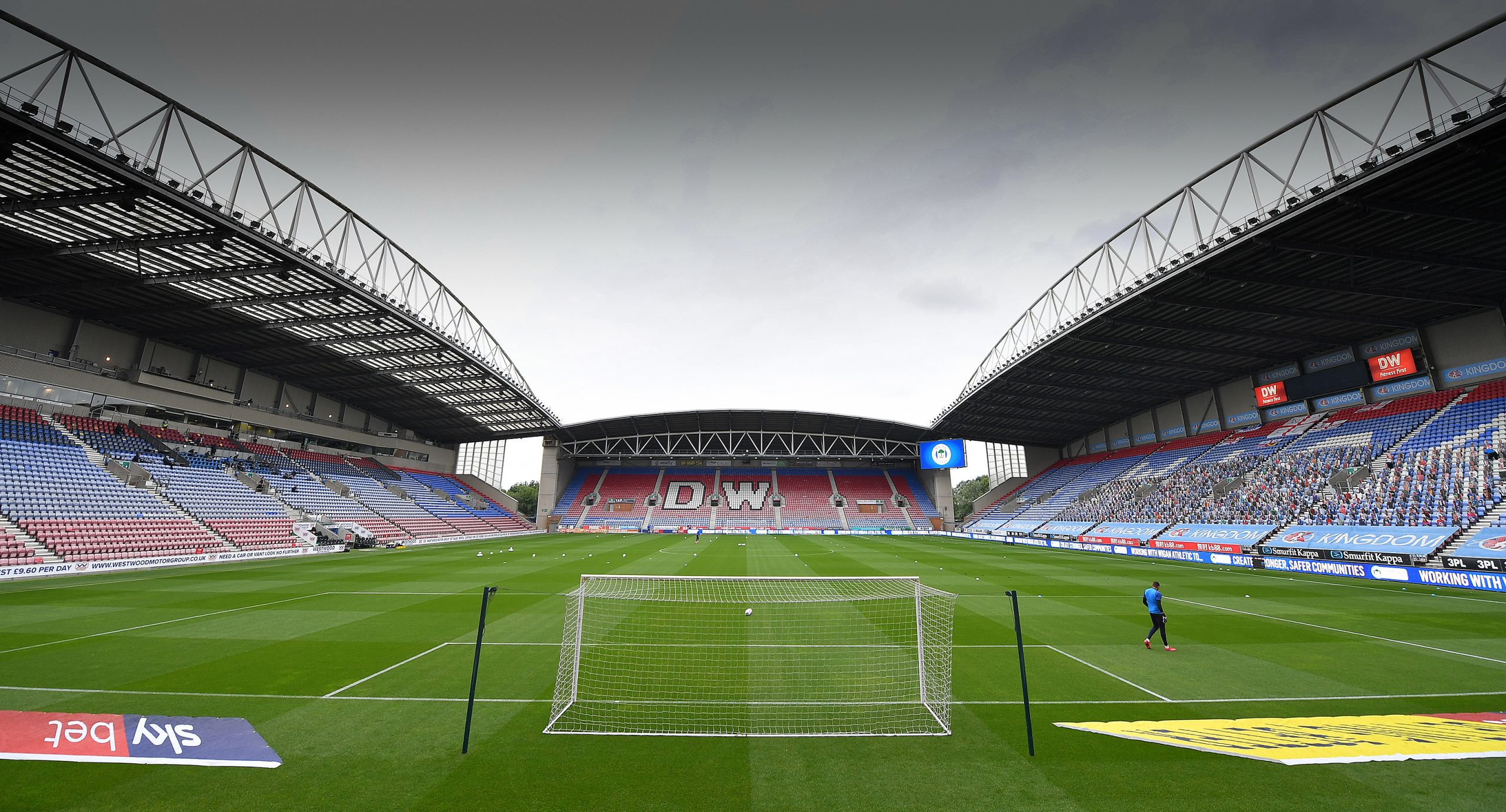 Wigan Athletic: who will buy this football club with a stadium and chip shop