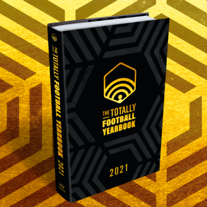 The Totally Football Yearbook: 2021 - this year's must-have football book